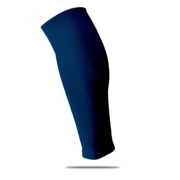 leg sleeves dark blue