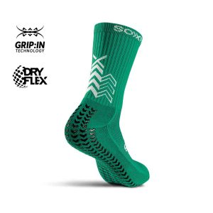 Soxpro | Classic Anti Slip Socks | Green