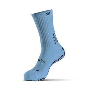 Soxpro | Classic Anti Slip Socks | Light Blue