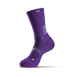 Soxpro | Classic Anti Slip Socks | Purple