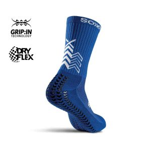 Soxpro | Classic Anti Slip Socks | Royal Blue