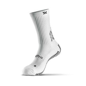Soxpro | Classic Anti Slip Socks | White