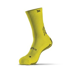 Soxpro | Classic Anti Slip Socks | Yellow