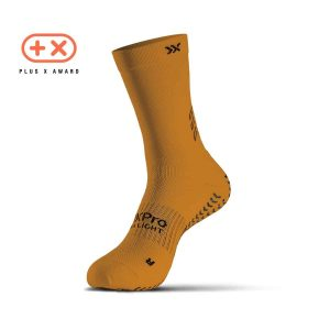 Soxpro | Ultra Light Grip Socks | Orange