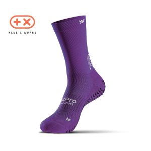Soxpro | Ultra Light Grip Socks | Purple